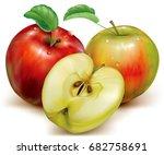 realistic vector illustration...   Shutterstock .eps vector #682758691