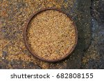 Bird Feed With Many Grains And...