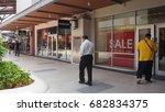 genting highland  malaysia ... | Shutterstock . vector #682834375