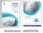template vector design for... | Shutterstock .eps vector #682956781