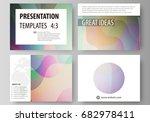 business templates for...   Shutterstock .eps vector #682978411