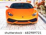 miami  florida  usa february 19 ... | Shutterstock . vector #682989721