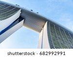 singapore   february 17  2017 ... | Shutterstock . vector #682992991