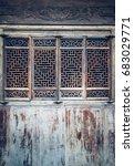 Wooden Door Of Traditional...