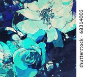Art Floral Vintage Graphic And...