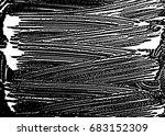 grunge soap texture. distress... | Shutterstock .eps vector #683152309