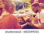 leisure  summer holidays ...   Shutterstock . vector #683349031