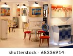 milan  italy   january 15 ...   Shutterstock . vector #68336914