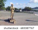 taipei  taiwan   september 8 ...   Shutterstock . vector #683387767