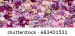 Flower Texture Background For...