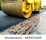 Road Roller Road Construction...