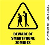 Caution Sign  Beware Of...