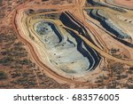 Active Open Pit Mining