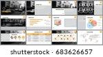 design element of infographics... | Shutterstock .eps vector #683626657
