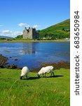 Traditional Scottish Landscape...