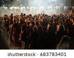 bontida  romania   july 14 ... | Shutterstock . vector #683783401