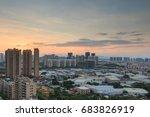 xiamen hecuo xiabao community... | Shutterstock . vector #683826919