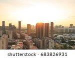 xiamen hecuo xiabao community... | Shutterstock . vector #683826931