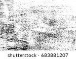 metal texture with scratches... | Shutterstock . vector #683881207