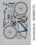 Bicycle Assembly Poster...