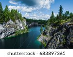 Famous Beautiful Marble Quarry...