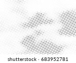 abstract halftone dotted... | Shutterstock .eps vector #683952781