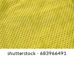 texture of sportswear made of... | Shutterstock . vector #683966491