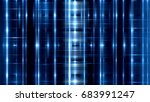 glassy surface lines background   Shutterstock . vector #683991247