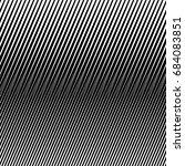 white diagonal sharp lines... | Shutterstock .eps vector #684083851