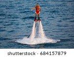 marmaris  turkey   july 20 ... | Shutterstock . vector #684157879