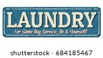 Laundry Funny Vintage Rusty...