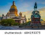 St. Petersburg St. Isaac's...