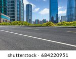 cityscape and skyline of... | Shutterstock . vector #684220951