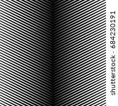 white diagonal sharp lines... | Shutterstock .eps vector #684230191