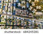 Aerial View Of Buildings On...