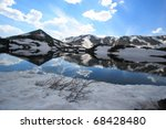 Snowy Landscapes In The...