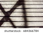 the abstract photo showing of... | Shutterstock . vector #684366784