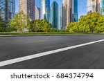 cityscape and skyline of... | Shutterstock . vector #684374794