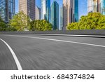 cityscape and skyline of... | Shutterstock . vector #684374824