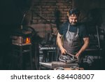 Forge  Blacksmith\'s Work  Hot...