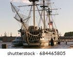 st. petersburg  russia   june... | Shutterstock . vector #684465805