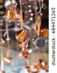 various coffee turks    Shutterstock . vector #684471265
