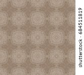 abstract background. vector... | Shutterstock .eps vector #684511819