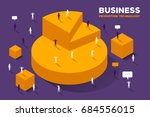 vector creative illustration of ... | Shutterstock .eps vector #684556015
