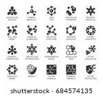 editable stroke. 48x48 pixel... | Shutterstock .eps vector #684574135