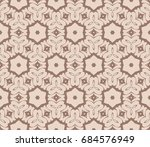 abstract seamless pattern.... | Shutterstock .eps vector #684576949