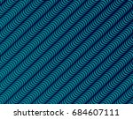 background of abstract lines.... | Shutterstock .eps vector #684607111