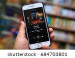 kuala lumpur  malaysia   july... | Shutterstock . vector #684703801