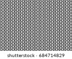 abstract halftone backdrop in... | Shutterstock . vector #684714829