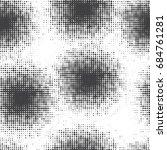 vector seamless pattern. modern ... | Shutterstock .eps vector #684761281